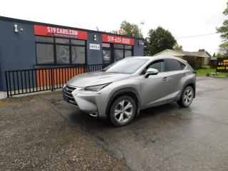 Used 2015 Lexus NX EXECUTIVE|NAVIGATION|BACKUP CAMERA for sale in St. Thomas, ON