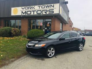 Used 2014 Acura ILX Tech Pkg/Nav/SunRoof/Leather/H.Seats/NoAcc for sale in North York, ON