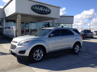 Used 2017 Chevrolet Equinox AWD / NO PAYMENTS FOR 6 MONTHS !! for sale in Tilbury, ON