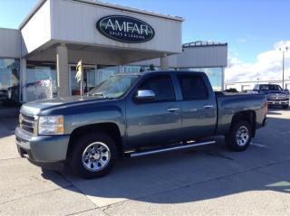 Used 2010 Chevrolet Silverado 1500 CREW CAB / V8 / NO PAYMENTS FOR 6 MONTHS for sale in Tilbury, ON
