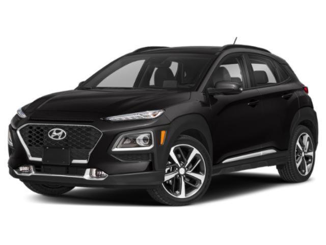 2020 Hyundai KONA 2.0L AWD Luxury NO OPTIONS