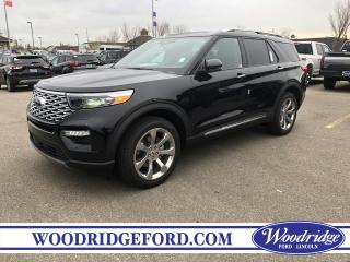 Used 2020 Ford Explorer Platinum for sale in Calgary, AB