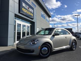 Used 2015 Volkswagen Beetle 2dr Cpe 1.8 TSI Auto Comfortline for sale in St-Georges, QC