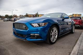 Used 2017 Ford Mustang EcoBoost for sale in Okotoks, AB