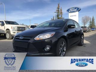 Used 2014 Ford Focus SE Clean Carfax - One Owner for sale in Calgary, AB