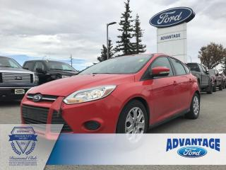 Used 2014 Ford Focus SE One Owner - Heated Seats for sale in Calgary, AB