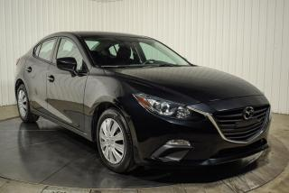 Used 2015 Mazda MAZDA3 GX A/C  BLUETOOTH for sale in St-Hubert, QC