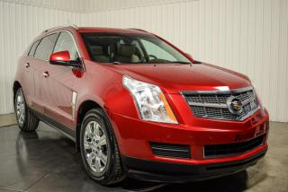 Used 2010 Cadillac SRX LUXURY AWD CUIR TOIT PANO MAGS for sale in St-Hubert, QC
