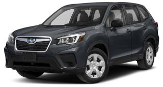 Used 2019 Subaru Forester 2.5i Sport THE COMPLETELY REDESIGNED 2019 FORESTER IS A IIHS TOP SAFETY PICK FOR ALL LIFE'S RALLIES! for sale in Charlottetown, PE