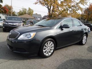 Used 2015 Buick Verano CUIR CAMERA MAGS BLUETOOTH SIÉGES CHAUFF. 57,000KM for sale in St-Eustache, QC