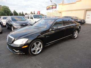 Used 2007 Mercedes-Benz S-Class S550 V8 Cuir Toit Pano Navi for sale in Laval, QC
