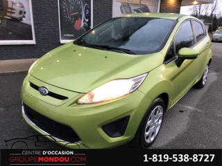 Used 2011 Ford Fiesta Hayon 5 portes SE for sale in St-Georges-de-Champlain, QC