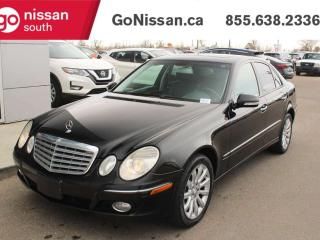 Used 2008 Mercedes-Benz E-Class HEATED SEATS BLUETOOTH LEATHER SEATS for sale in Edmonton, AB