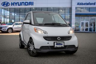 Used 2014 Smart fortwo Pure ACCIDENT FREE & LOW KILOMETRES for sale in Abbotsford, BC