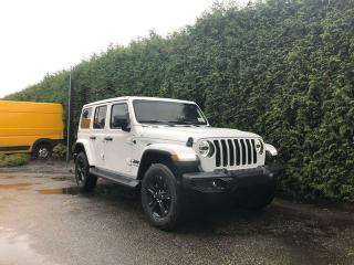 Used 2020 Jeep Wrangler Unlimited Sahara Altitude for sale in Surrey, BC
