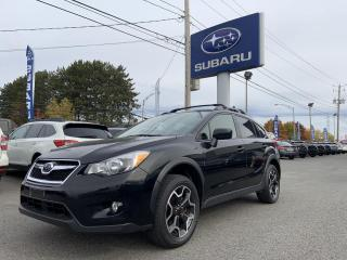 Used 2015 Subaru XV Crosstrek 2.0i 5 portes manuelle avec groupe touri for sale in Victoriaville, QC