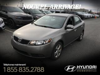 Used 2010 Kia Forte EX + 33 610 KM + MAGS + A/C + CRUISE !! for sale in Drummondville, QC
