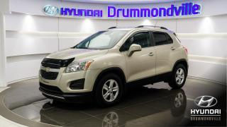 Used 2014 Chevrolet Trax 1LT + BOSE + A/C + GARANTIE + MAGS !! for sale in Drummondville, QC