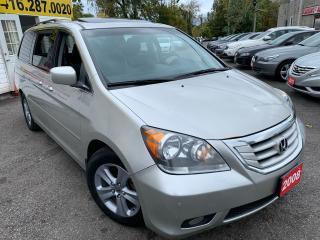 Used 2008 Honda Odyssey 27830- WE FINANCE EVERYONE for sale in Scarborough, ON