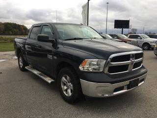 Used 2015 RAM 1500 ST, Soft Tonneau, Aftermarket stereo for sale in Ingersoll, ON