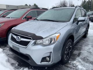 Used 2016 Subaru XV Crosstrek 2.0i 5 portes manuelle avec groupe sport for sale in Victoriaville, QC