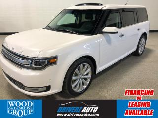 Used 2018 Ford Flex Limited 3.5 ECOBOOST, ADAPTIVE CRUISE, HEATED&COOL SEATS ... for sale in Calgary, AB