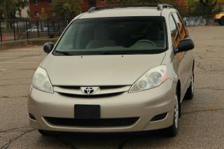 Used 2010 Toyota Sienna CE 7 Passenger NO Accidents | LOW KMs | CERTIFIED for sale in Waterloo, ON