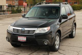Used 2010 Subaru Forester 2.5 X Touring Package Sunroof | Heatd Seats  | CERTIFIED for sale in Waterloo, ON