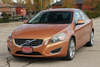 Used 2011 Volvo S60 T6 300HP | Fast Car | Leather | Sunroof for sale in Waterloo, ON