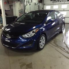 Used 2015 Hyundai Elantra Berline 4 portes, boîte automatique, GL for sale in Québec, QC