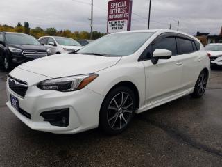 Used 2017 Subaru Impreza Touring LOW KMS !!  SUNROOF !!  BLUE TOOTH !! AWD for sale in Cambridge, ON