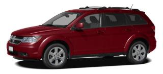 Used 2010 Dodge Journey SXT for sale in Ottawa, ON