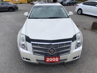 Used 2008 Cadillac CTS 3.6L u s vehicle in miles for sale in Morrisburg, ON
