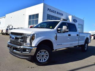 Used 2019 Ford F-350 Super Duty SRW XLT for sale in Peace River, AB
