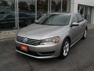 Used 2012 Volkswagen Passat Comfortline 2.5 for sale in Cornwall, ON