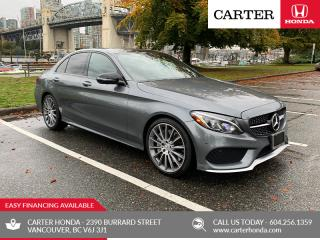 Used 2017 Mercedes-Benz AMG C 43 CARTER HONDA CLEAROUT! for sale in Vancouver, BC
