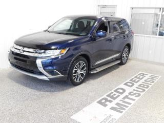 Used 2017 Mitsubishi Outlander ES for sale in Red Deer, AB