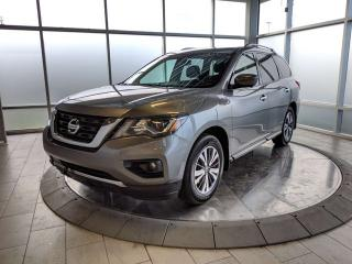Used 2018 Nissan Pathfinder SL Premium Tech Pkg for sale in Edmonton, AB