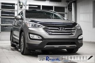 Used 2015 Hyundai Santa Fe Sport AWD 2.4L Luxury chez Rimouski hyundai for sale in Rimouski, QC