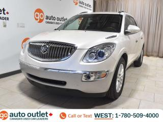 Used 2011 Buick Enclave Cx, 3.6L V6, Awd, Third row 7 passenger seating, Cloth seats for sale in Edmonton, AB