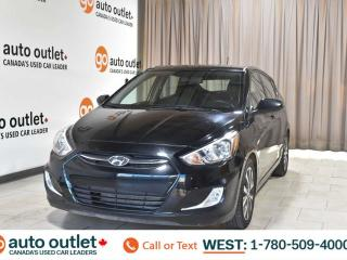 Used 2017 Hyundai Accent Se, 1.6L I4, Fwd, Hatchback, Heated cloth seats, Sunroof, Bluetooth for sale in Edmonton, AB