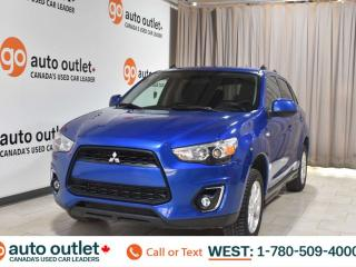 Used 2015 Mitsubishi RVR Se, 2.0L I4, Fwd, Heated cloth seats for sale in Edmonton, AB