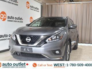 Used 2018 Nissan Murano Sv, 3.5L V6, Awd, Navigation, Heated cloth seats, Backup camera, Sunroof/Moonroof, Bluetooth for sale in Edmonton, AB