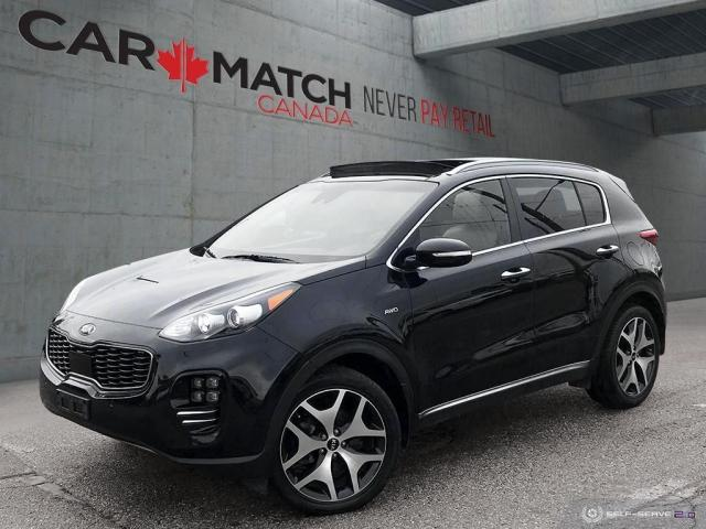 2017 Kia Sportage SX TURBO / NO ACCIDENTS