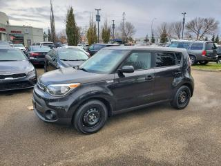 Used 2017 Kia Soul LX; BLUETOOTH, CRUISE CONTROL, AIR CONDITIONING AND MORE for sale in Edmonton, AB