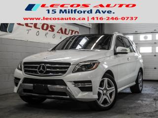 Used 2013 Mercedes-Benz M-Class ML 550 for sale in North York, ON