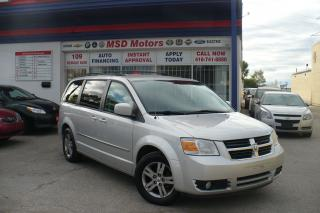 Used 2010 Dodge Grand Caravan SXT ACCIDENT FREE for sale in Toronto, ON