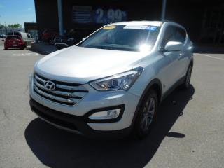 Used 2016 Hyundai Santa Fe Sport Base, MAGS, A/C, CRUISE, BLUETOOTH, SIEGES CHAUFFA for sale in Mirabel, QC