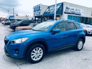 Used 2014 Mazda CX-5 GS AWD|NAVIGATION|BLIND SPOT|BACK CAMERA|CERTIFIED for sale in Concord, ON