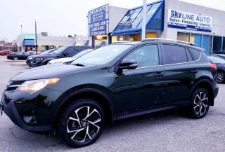 Used 2013 Toyota RAV4 LE 1 OWNER|CAMERA|ALLOYS|CERTIFIED|NO ACCIDENT for sale in Concord, ON